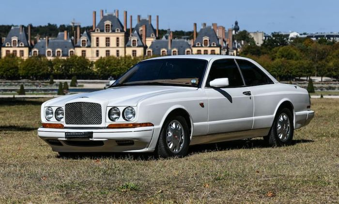 Bentley - Continental Coupe R - 1995