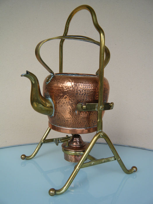 Samovar GBN old - Bronze Brass Copper