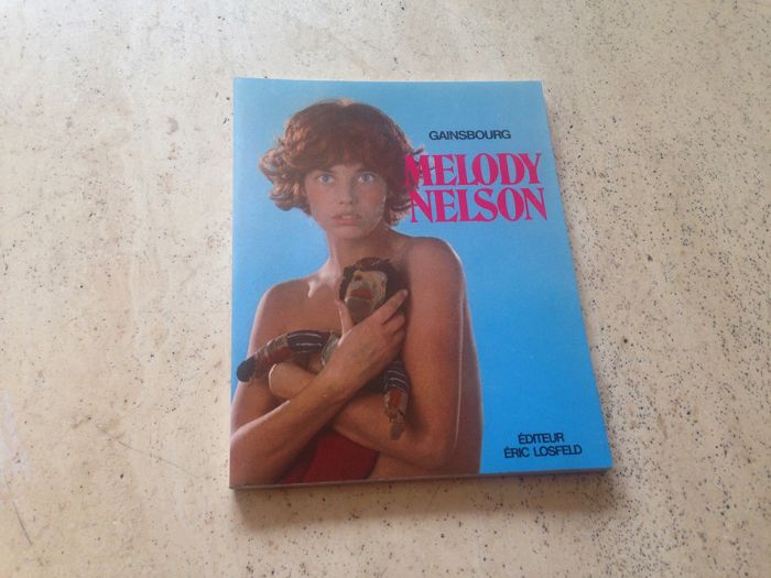 Serge Gainsbourg - Melody Nelson - 1971