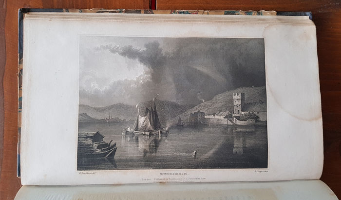 W. Tombleson & W.G. Fearnside - Views of the Rhine - 1832