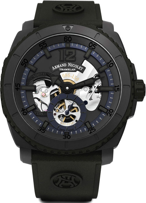 Armand Nicolet - L09 Small Seconds -Limited Edition- - T619N-NR-G9610 - offizieller Konzessionär - 男士 - 2011至现在