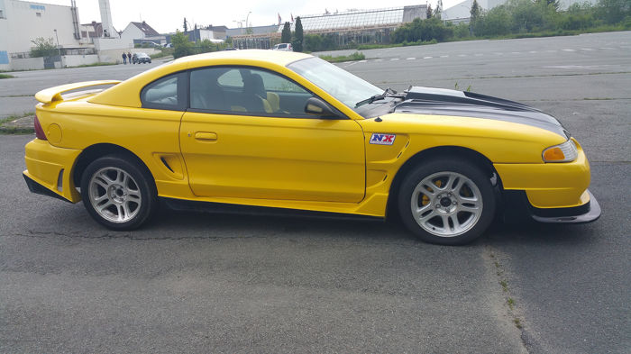 Ford USA - Ford Mustang GT - 1997
