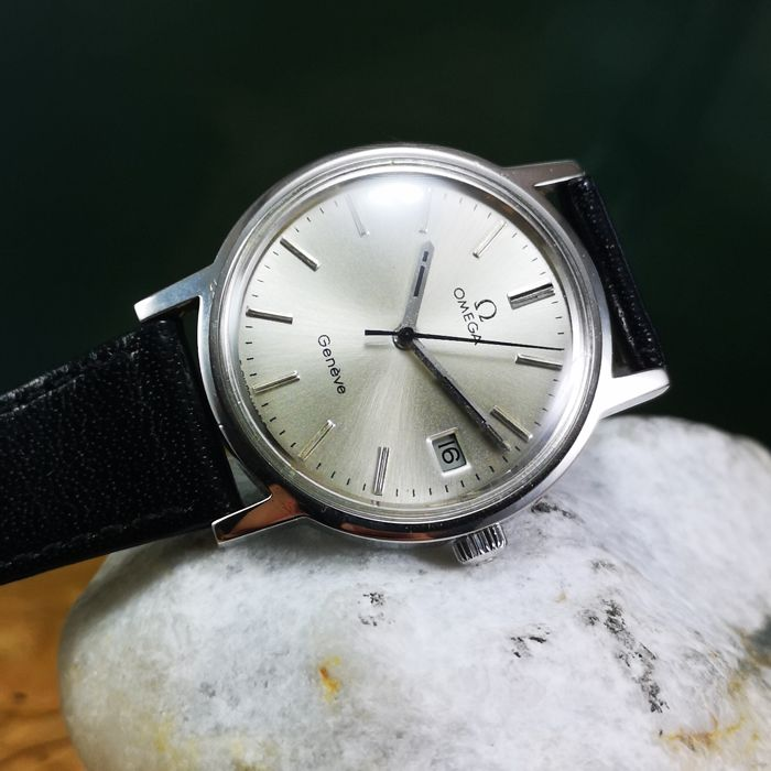 Omega - Cal. 1030 Vintage Handwinding Watch - 136.0104 - Heren - 1970-1979