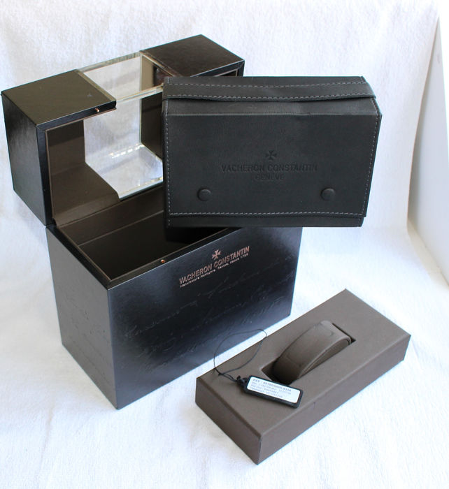 Used, Vacheron Constantin - New Luxury Watch Box Travel Box Overseas- Men - 2011-present Watches for sale