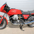 Moto Guzzi Motorcycle Auction