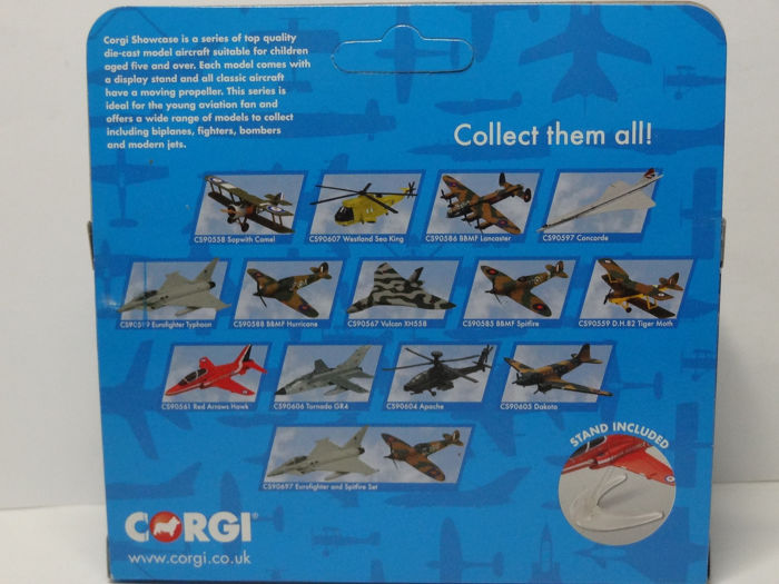 Corgi Toys - Corgi Diecast Showcase Collection - CS90599