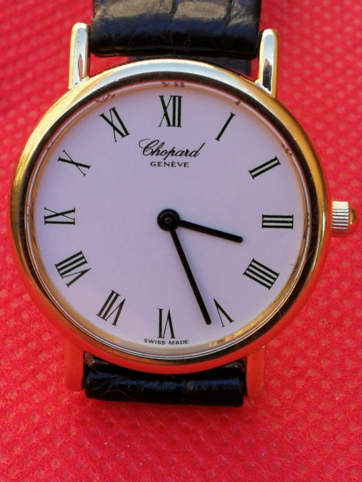 Chopard - Classic Geneve 18 Kt Gold Lady - 730182 - Mujer - 1990-1999