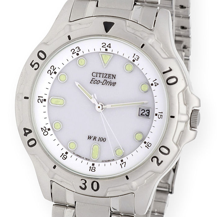 Citizen - Eco Drive Solar - 7870-H01733 - Men - 2000-2010