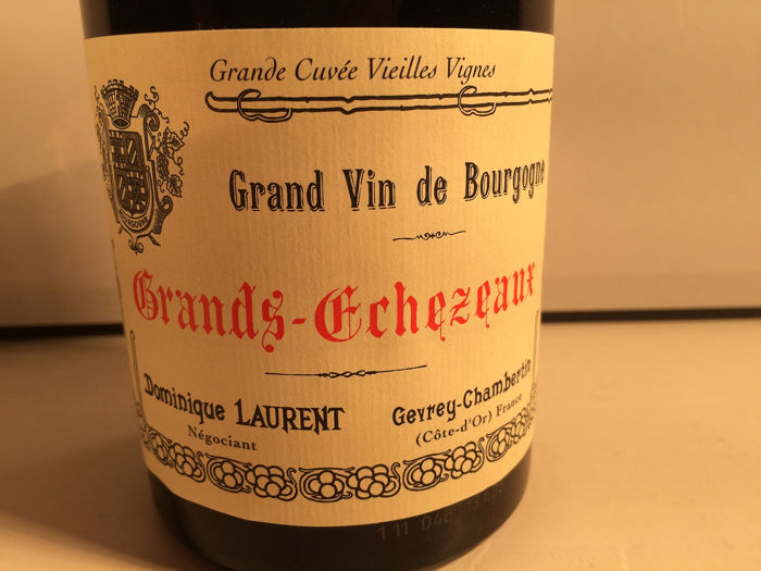 2014 Grands-Echezeaux - Dominique Laurent - Bourgogne - 1 Bottle (0.75L)
