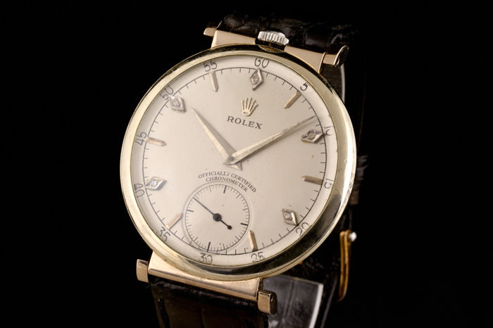 Rolex - Prince Imperial Chronometer marriage watch - Hombre - 1901 - 1949