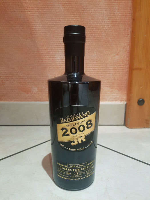 Reimonenq 2008 8 years old - JR millésime 2008 - b. 2016 - 70cl