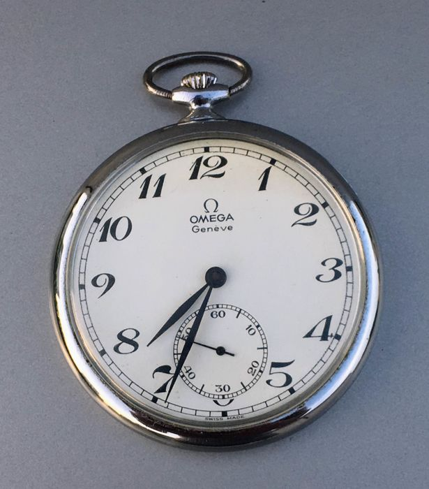Omega - pocket watch NO RESERVE PRICE - Heren - 1960-1969
