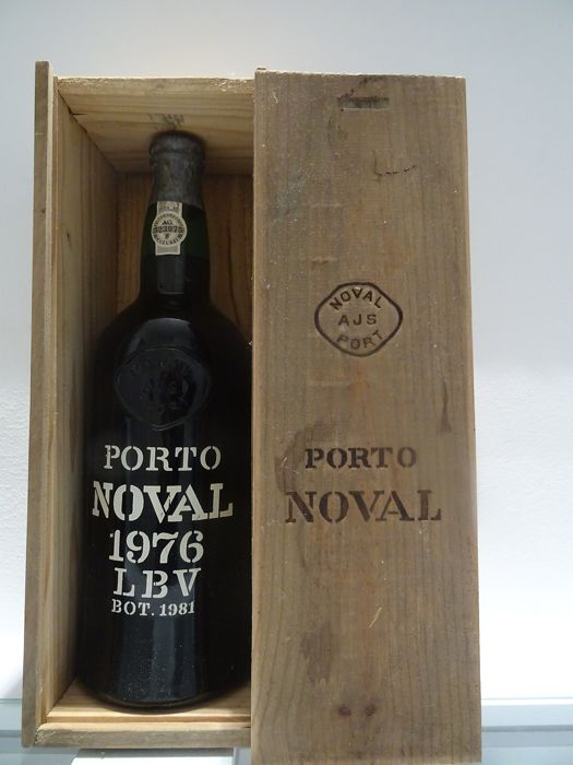 1976 Quinta do Noval   Late Bottled Vintage Port - 1 Magnum (1,5 L)