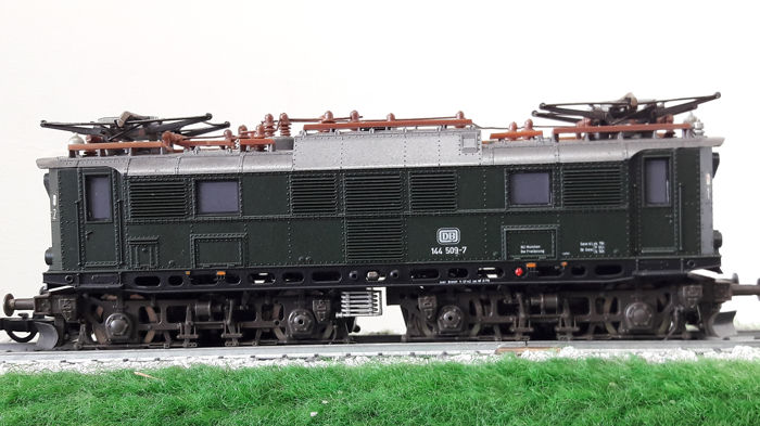 Roco H0 - Electric locomotive - Eloc Br 144 509-7 - DB