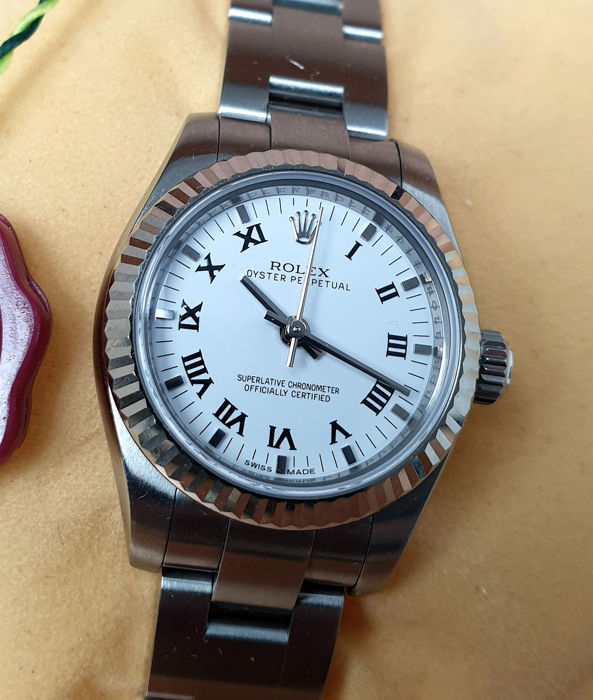 Rolex - Oyster Perpetual  - 176234 - Mujer - 2000 - 2010