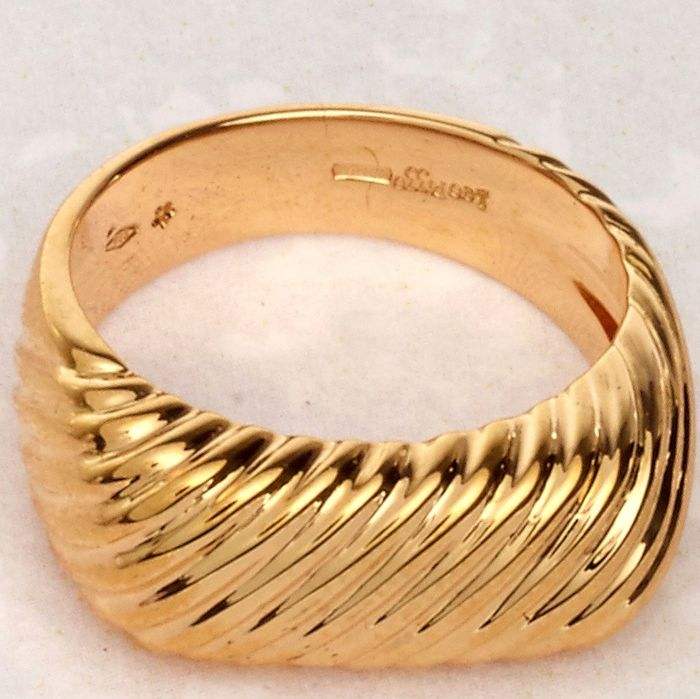 Leo Pizzo - 18 kt. Pink gold - Ring