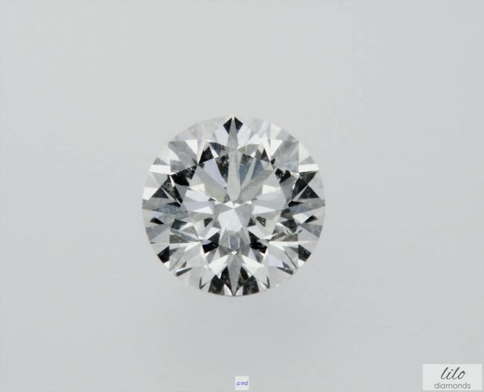 Diamond - 0.30 ct - Brilliant - E - VS2
