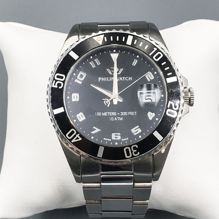 Philip Watch - Automatic - 70411 - Heren - 2011-heden