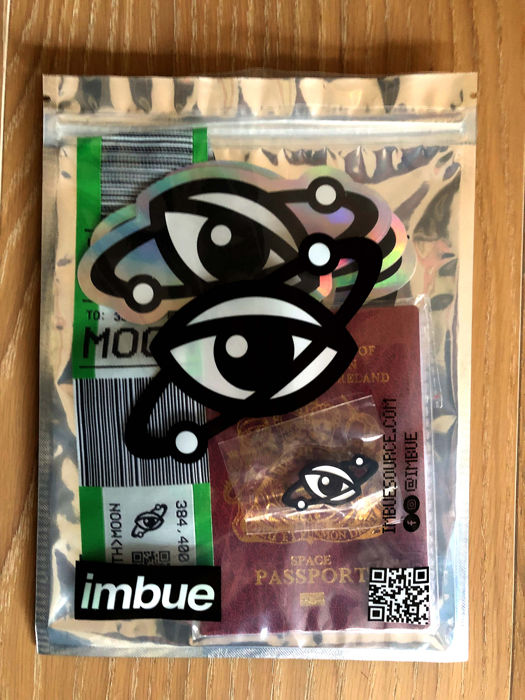 Imbue - Space Pack