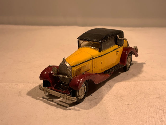 Tin Wizard - 1:43 - Cabriolet - Made in Germany
