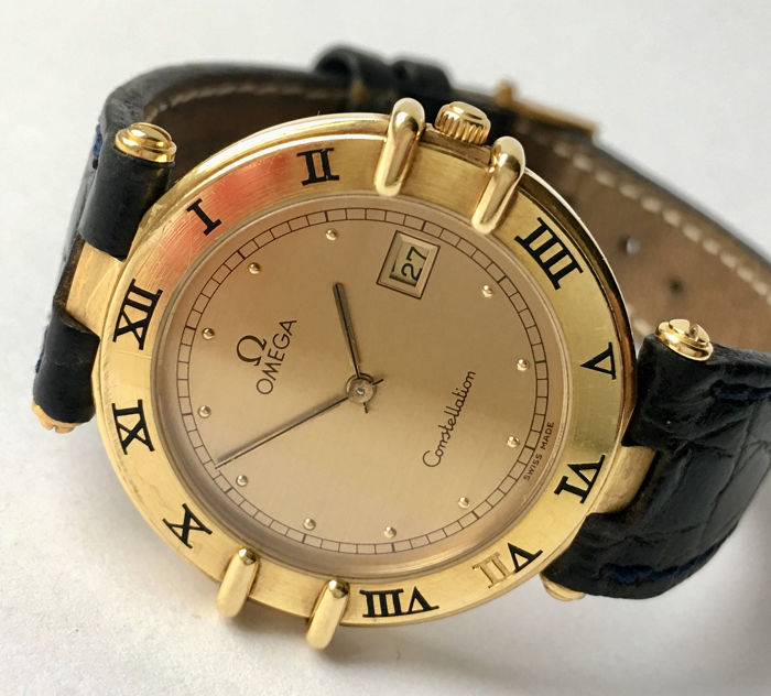 Omega - Constellation  - Homme - 1990-1999