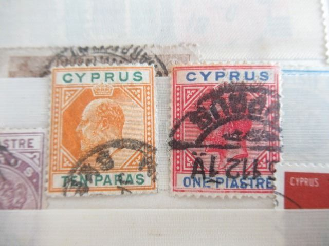 Wereld - Collection of classic stamps and series