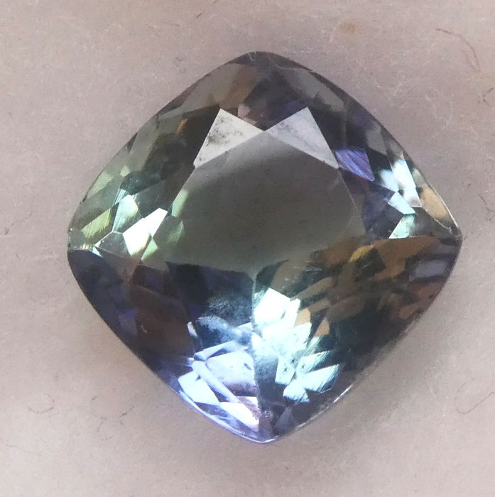 Tanzanite - No Reserve Price - 2.01 ct