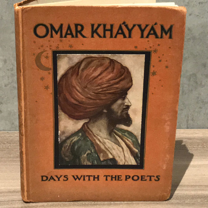 Edward Fitzgerald / Gilbert James (ill.) + Willy Pogany (ill) - Lot of 3 illustrated Omar Khayyam books - 1907/1925
