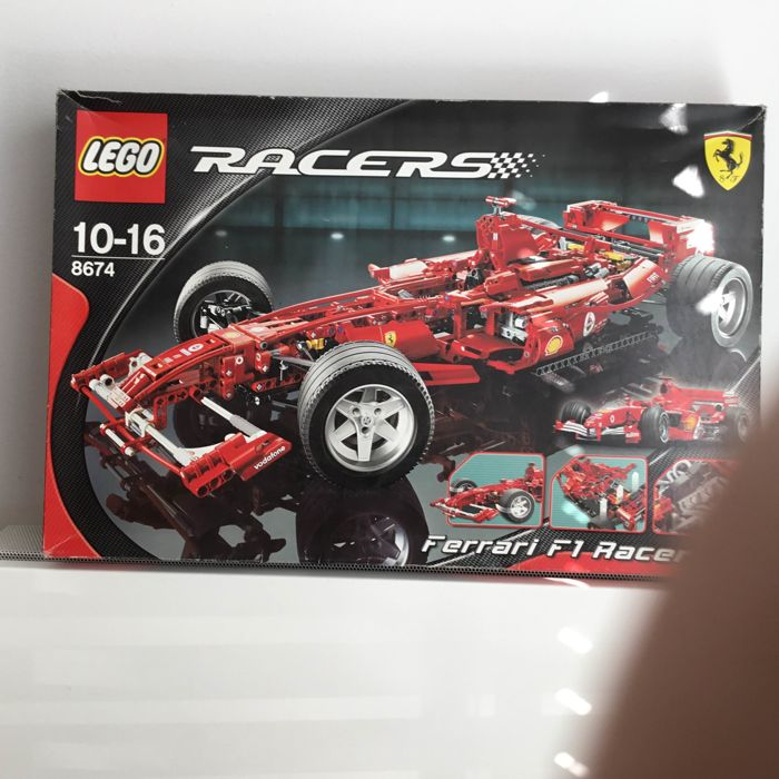 Lego Technic 8674 Ferrari Formula 1 Racing Car Catawiki