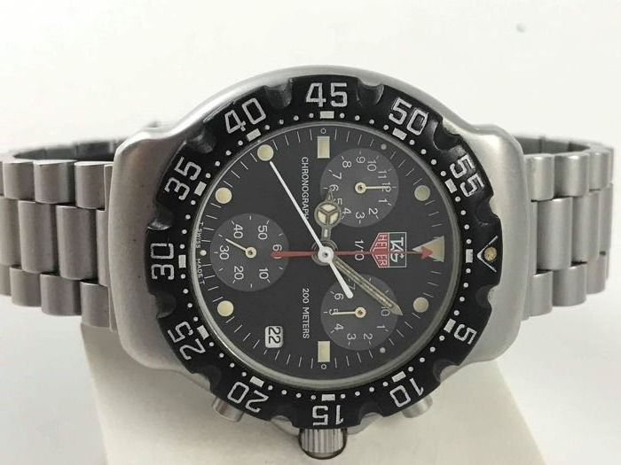 """TAG Heuer - Tag Heuer Line Formula 1 """"NO RESERVE PRICE"""" - 571.513 t - Heren - 2000-2010"""