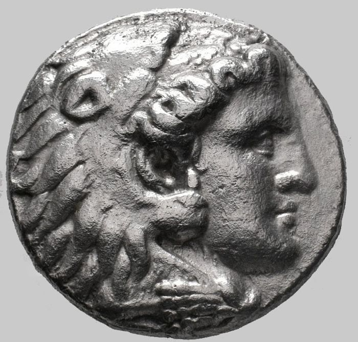 Greece (ancient) - Seleukid Empire. AR Drachm (in name and types of Alexander III),  Seleukos I Nikator. 312-281 BC. Babylon I mint. Struck circa 311-300 BC - Silver