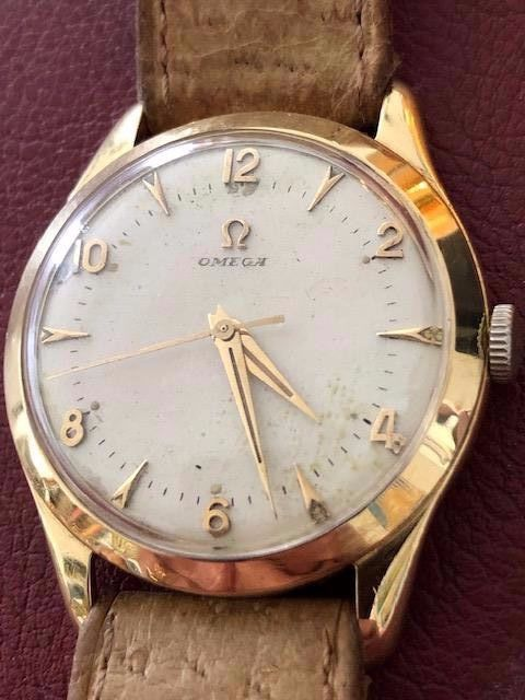 Omega - Vintage/Classic-18K(0.750)Yellow gold - 2650 - Heren - 1950-1959