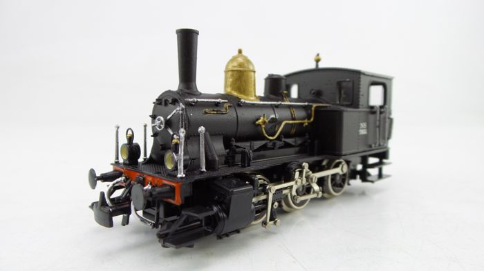 Liliput H0 - 33 40 - Tender locomotive - Local track / shunting locomotive NS 7851 - NS