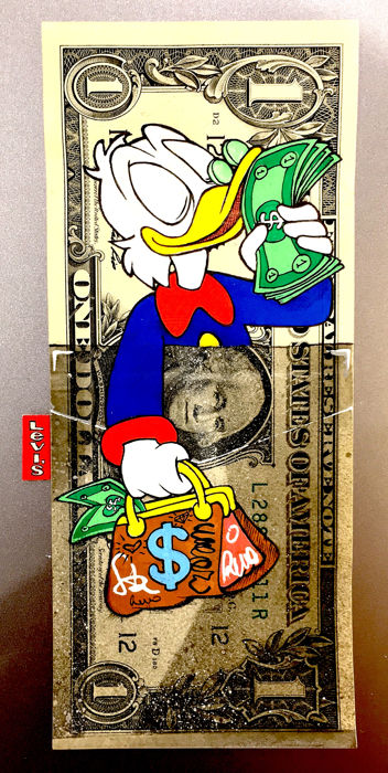 Uncle Scrooge Adventures - Uncle Scrooge - Pocket Money - First edition