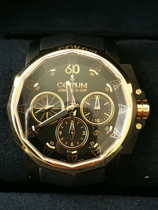 Corum - Admiral's Cup - Limited Edition - 01.0064 - Heren - 2011-heden