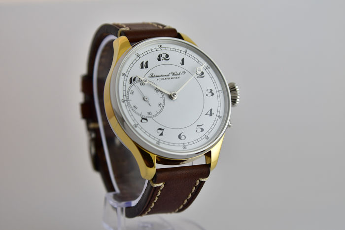 IWC - Schaffhausen. Marriage watch - 108686 - Heren - 1901-1949