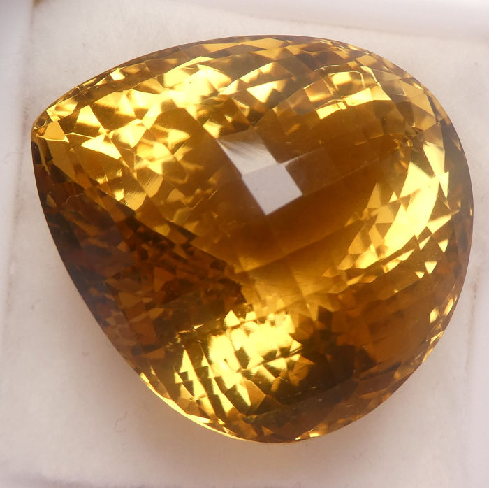 Quarzo citrino - 66.64 ct