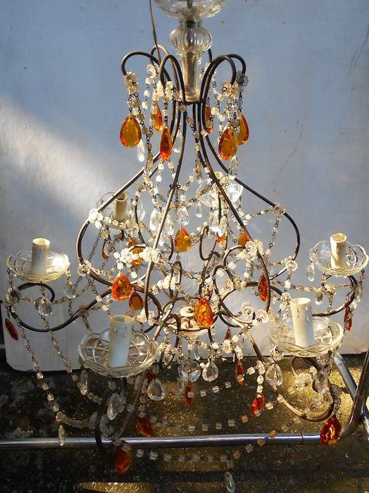 Unknown designer - Chandelier