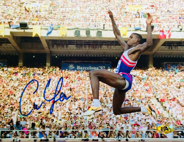 USA - Athletics - Carl Lewis - Photograph