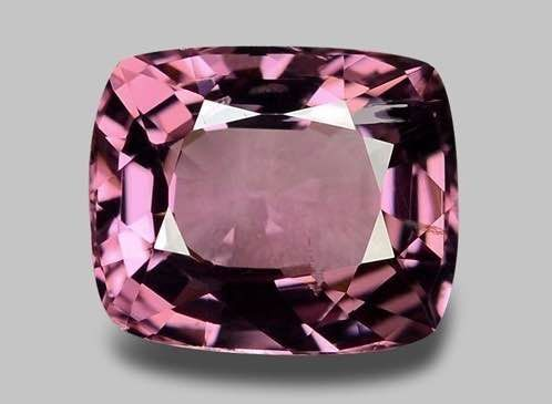 1 pcs Grijs paars Spinel - 2.36 ct