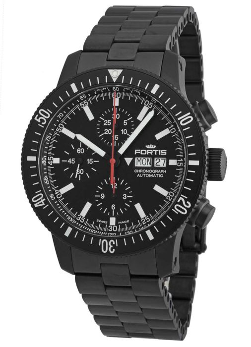 Fortis - B-42 Monolith Chronograph Automatic - 638.18.31 M - Hombre - 2011 - actualidad