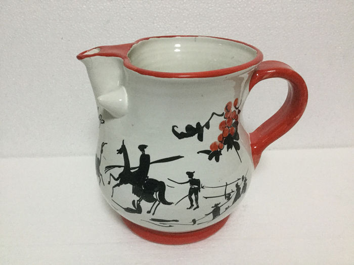 Alessi - Pitcher - Ceramic