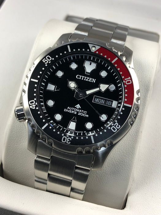 Citizen - Automatic Diver's - NY0085-86EE - Men - 2011-present
