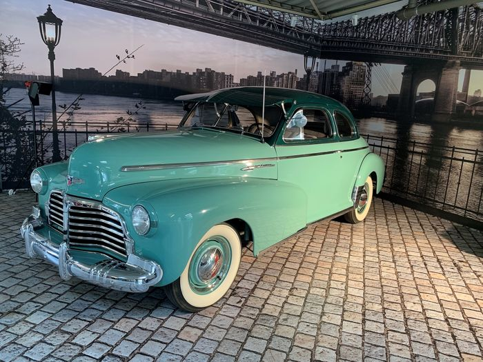 Chevrolet - Fleetmaster Special Deluxe Coupe - 1942