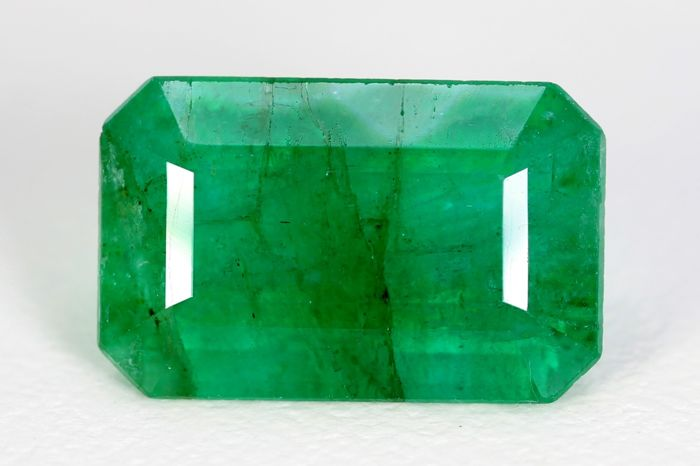 No Reserve Price - Emerald - 3.83 ct