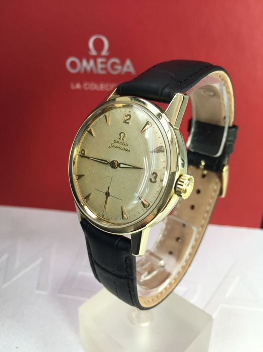 Omega - Seamaster Post-Ranchero - Calibre 268 - Heren - 1960-1969