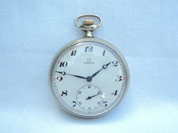 Omega -  Pocket Watch - NO RESERVE PRICE  - Men - 1960-1969
