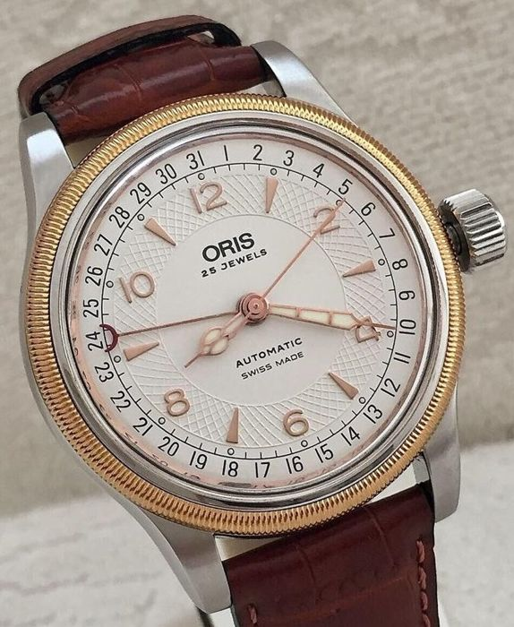 Oris - Big Crown Pointer Date - CAL.754 - REF.7543 - Men - 2000-2010