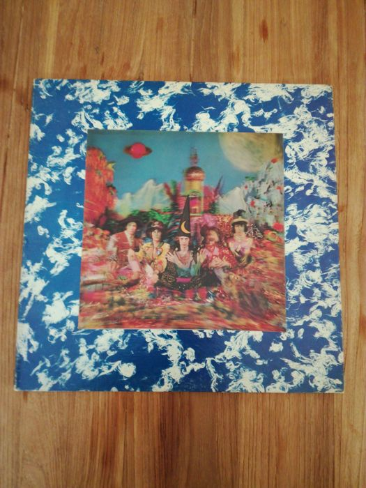 Rolling Stones - Their Satanic Majesties Request - LP Album - 1967/1967