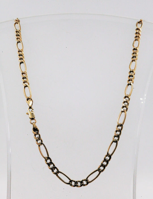 14 kt. Yellow gold - Necklace